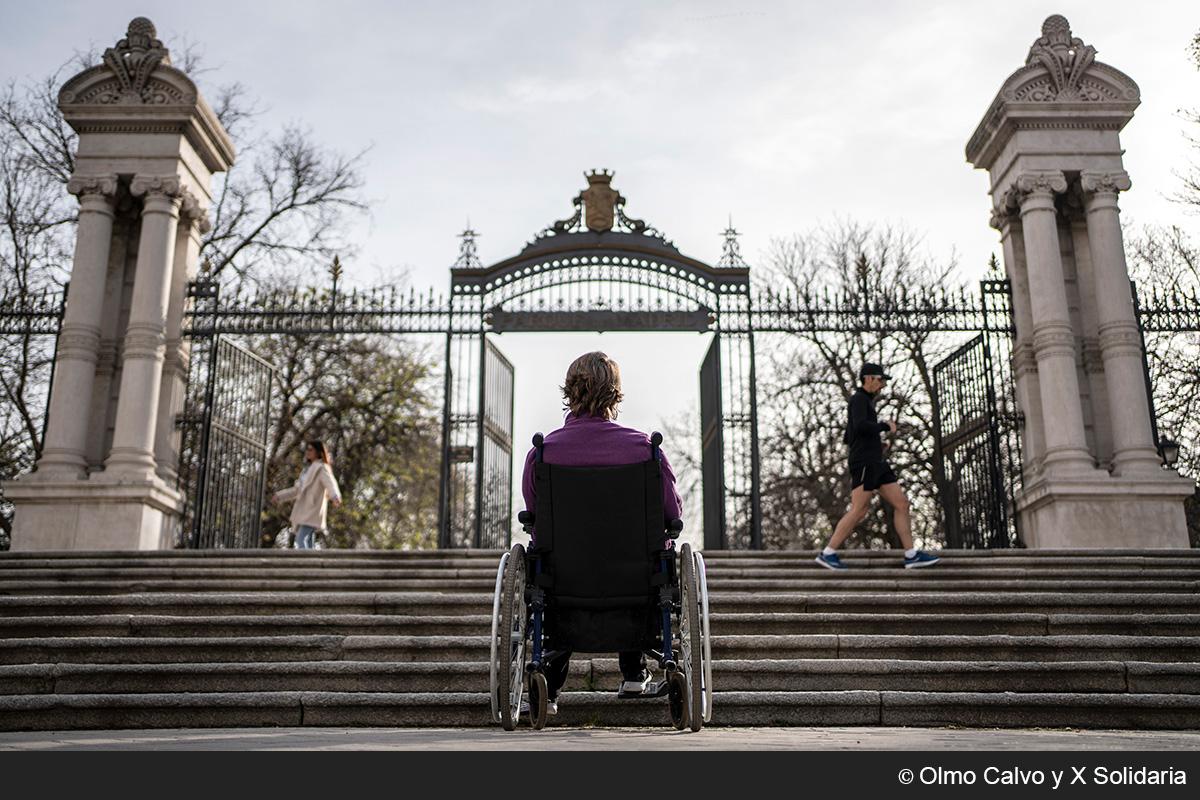Programa estratégico de promoción de la autonomía personal de las personas con discapacidad física y orgánica