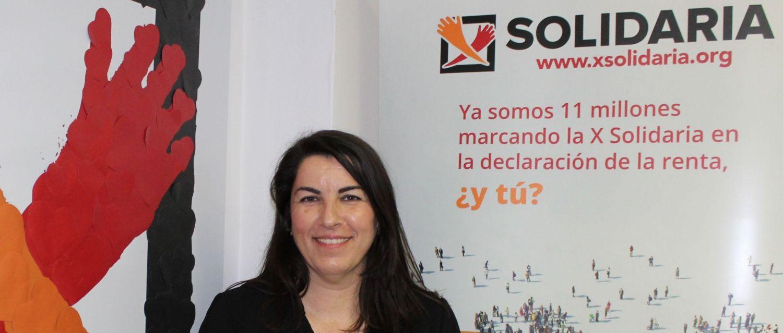 Entrevista a Asunción Montero, Presidenta de la Plataforma de ONG de Acción Social